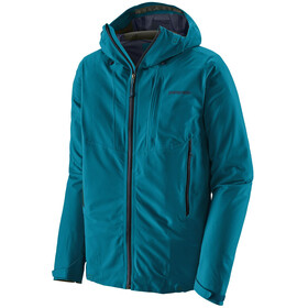 Patagonia Galvanized Jacket Herre balkan blue